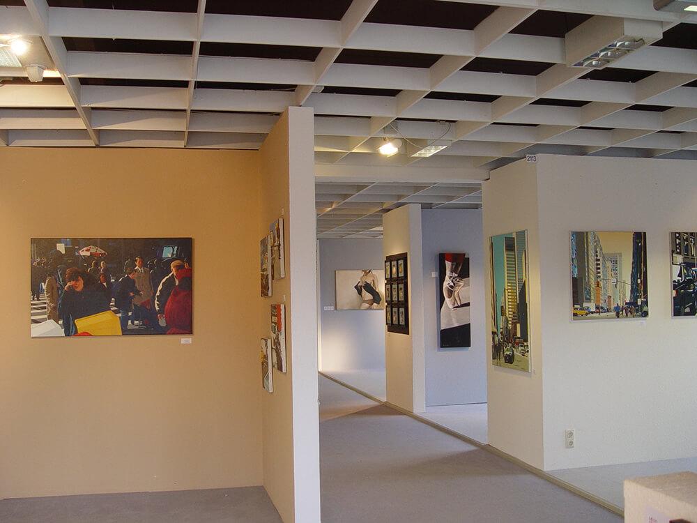 """2007 """"HöchstArt II"""". Gallerie Schiffler. Frankfurt, Alemania."""