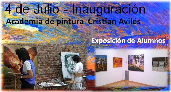 Exposición de alumnos 2015