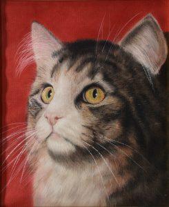 Giorgio Rossetti. Lápices de colores