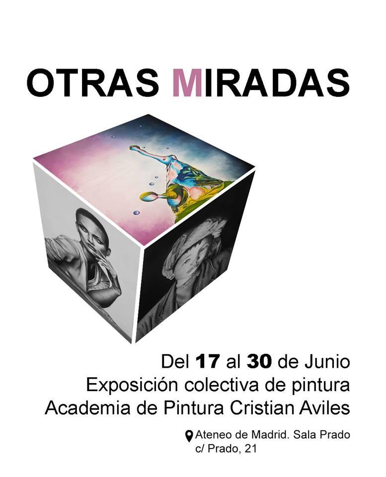 Exposicion pintura 2018 Otras miradas
