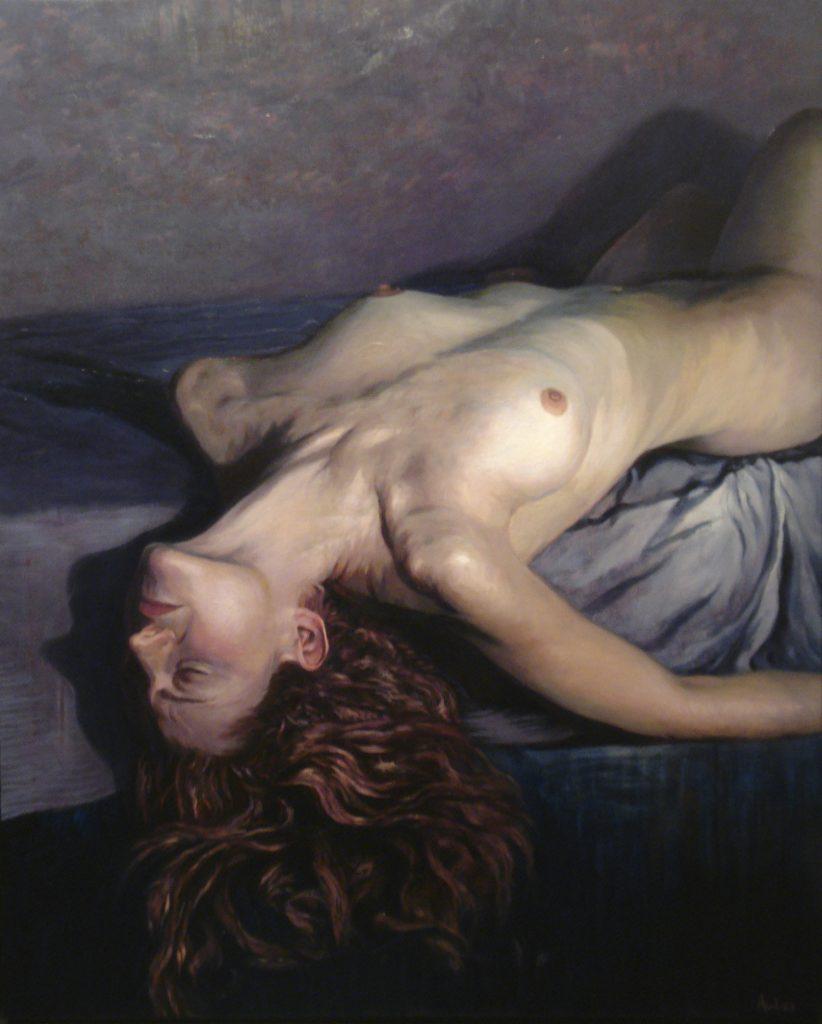 Óleo sobre lienzo. Cristian Avilés